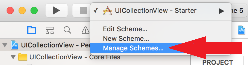 UPDATE: Renaming an Xcode 8 project, the easy way or the