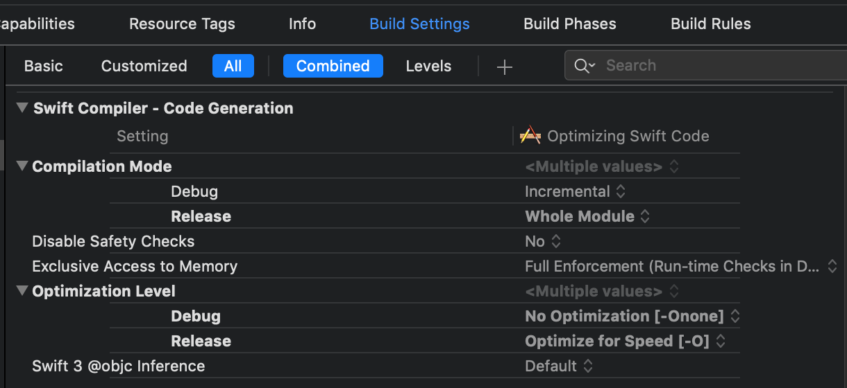 Using Xcode 10 Instrument's Time Profiler template to