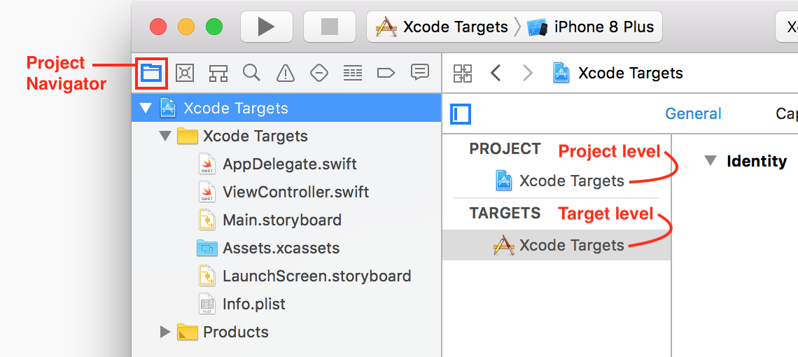 Dividing and conquering your Xcode projects with targets
